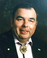 Bill Howell - 1991 Inductee to International Snowmobile Hall of Fame - Eagle River, WI