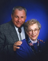 Bill and Mitzi Oakes - 2000 Inductees to International Snowmobile Hall of Fame - Eagle River, WI